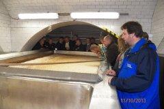 Návštěva pivovaru Primátor Náchod - říjen 2013