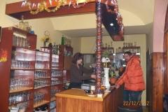 Restaurace Praha - Interiér